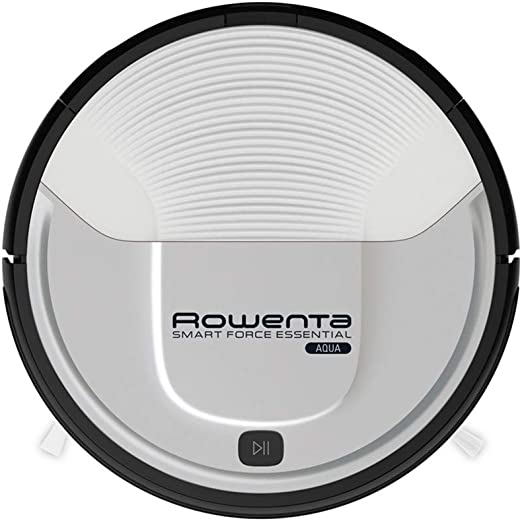 Rowenta Aspirateur Robot Smart Force Essential Aqua RR6976WH: Amazon.es: Hogar