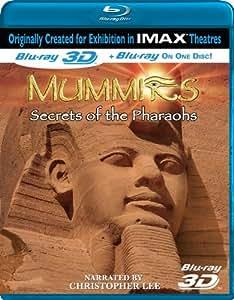 IMAX Mummies: Secrets of the Pharaohs [Blu-ray 3D + Blu-ray]