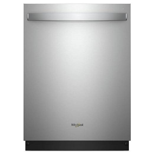 Amazon.com: Whirlpool wdt750sahz totalmente integrado acero ...