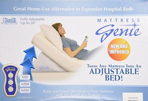 Contour Products Mattress Genie Bed Wedge, Queen
