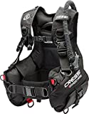 Cressi Start Pro 2.0, Black/red, L