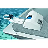 Marine Boat Yacht Pontoon 12V Electric Anchor Winch Saltwater White 25LBS