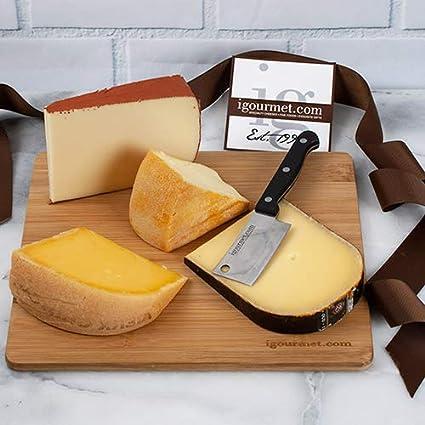Set de regalo de pizarra de queso belga (0,95 ml): Amazon ...