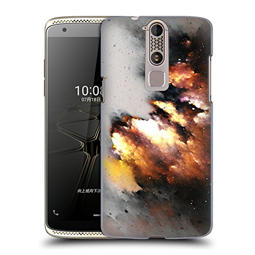 Official Andi GreyScale Nimbus 10 Clouds 2 Hard Back Case for ZTE (Nm10 Mini)