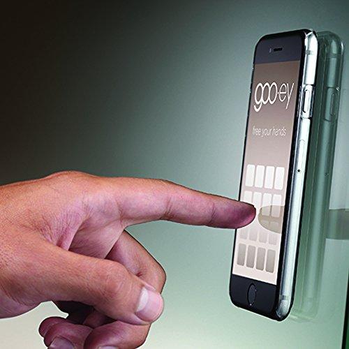 Blair, Sammlerstück X goo. EY–Hände frei Handytasche/Schutzhülle/Etui für Apple iPhone 6/6S Plus–Außergewöhnlicher (Spiegel)