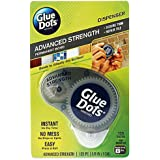 Glue Dots Advanced Strength Adhesive Dispenser with 125 (.375 Inch) Permanent Adhesive Dots (37130)