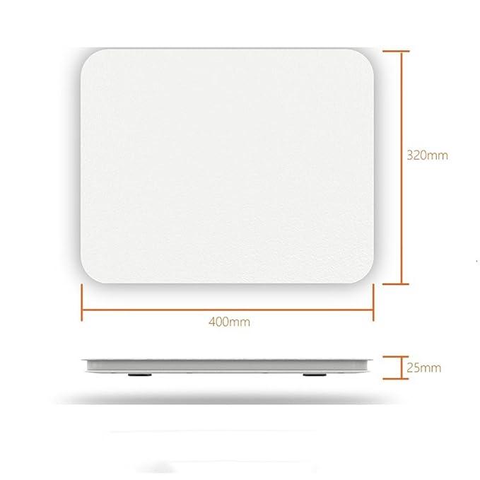 LJHA Calentador de pie tibio Otomanos calefacción calefacción eléctrica zapatos 2 colores disponibles 400 * 320mm: Amazon.es: Hogar