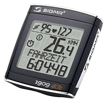 Sigma Bike Computer BC1909 HR