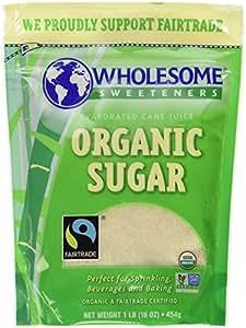 Wholesome Sweeteners Fair Trade Organic SugarPouches - 16 oz