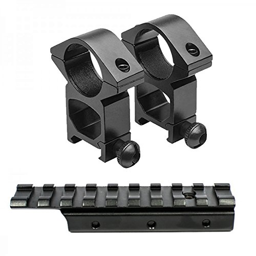 M1Surplus Optics Mounting Kit - Includes Dovetail Adapter Mount and Tall Height Profile 1