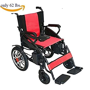 2018 New Model Culver Electric Wheelchair   Best Foldable Lightweight Best  Heavy Duty Lithium Battery Electric