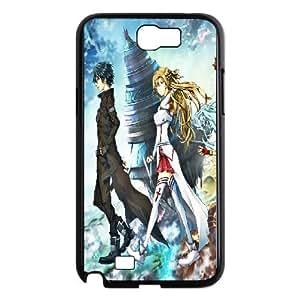 DIY Printed Personlised Sword Art Online cover case For Samsung Galaxy Note 2 N7100 W5859329