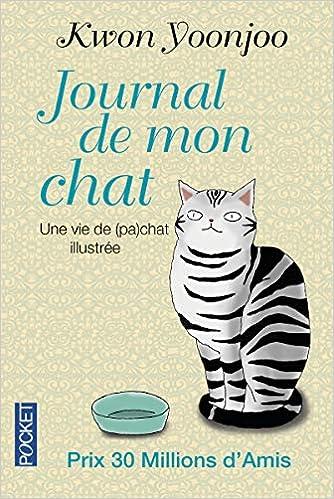 Journal de mon chat
