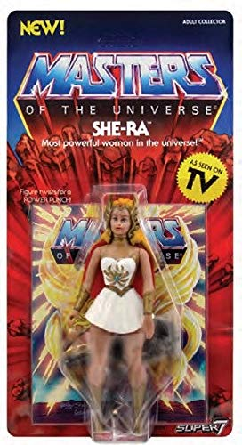 Super7 Masters of The Universe Vintage Collection Action Figure She-Ra 14 cm -