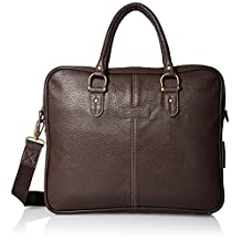 Tommy Bahama Naples Briefcase, Brown, One Size
