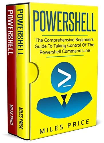 amazon com powershell 2 books in 1 the comprehensive beginners