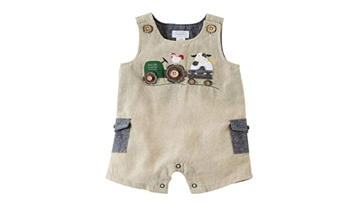 Farmhouse Shortall 12-18 Month