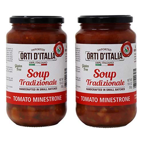 Orti DItalia Soup Tradizionale Tomato Minestrone