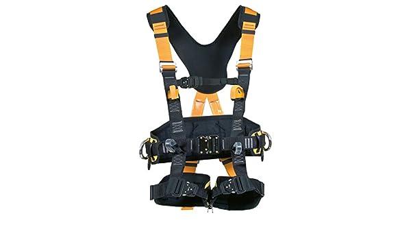 Safetop 80082 - Domaio. arnés con cinturón. 1 pto suspens. 2 ...