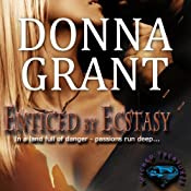 Enticed by Ecstasy: Wicked Treasures Trilogy, Book 2 | Donna Grant