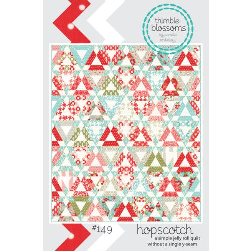 hopscotch quilt pattern - 4