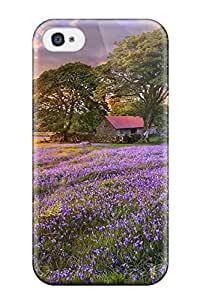 Case Cover, Fashionable Iphone 4/4s Case - Meadow