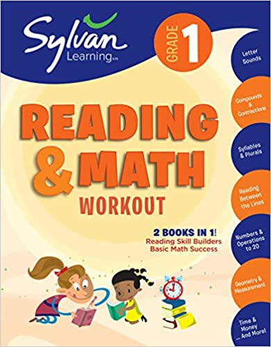 1st Grade Reading & Math Workout: Activities, Exercises, and ...
