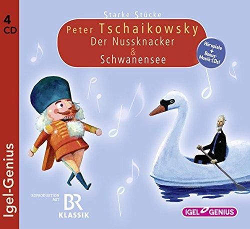 Starke Stücke. Peter Tschaikowsky: Der Nussknacker & Schwanensee
