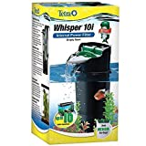 Whisper 10i In-tank Filter - Up to 10 gal. - Tetra aquarium filter