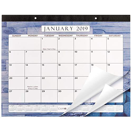 Desk Calendar 2019 Monthly - 15x12