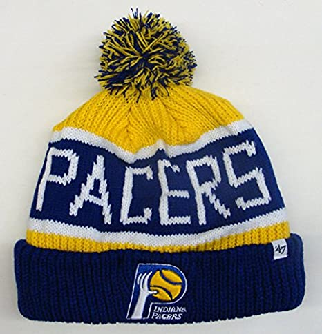 198a170e95c Image Unavailable. Image not available for. Color  Indiana Pacers 47 BRAND  ...