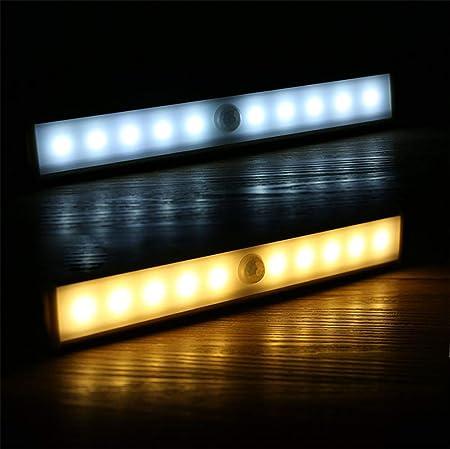 WIVION Montaje Sencillo luz Movimiento Noche 20 llevó la ...