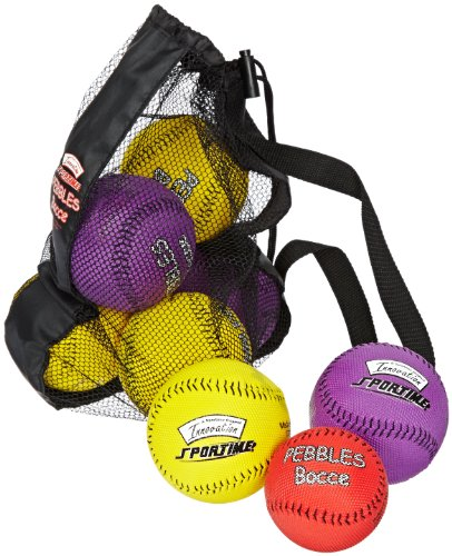 Sportime Pebbles Bocce Balls by Sportime