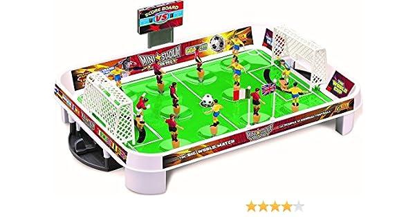 Villa Giocattoli – Futbolín Mini Stadium Soccer Pro – Fútbol ...
