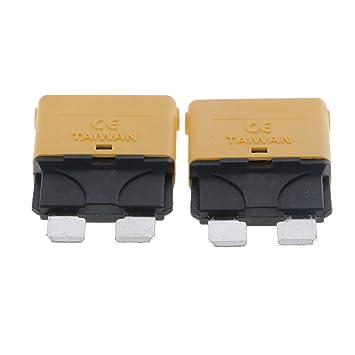 10 Stück Auto-Sicherungen Mini KFZ Sicherungen Flachsicherungen
