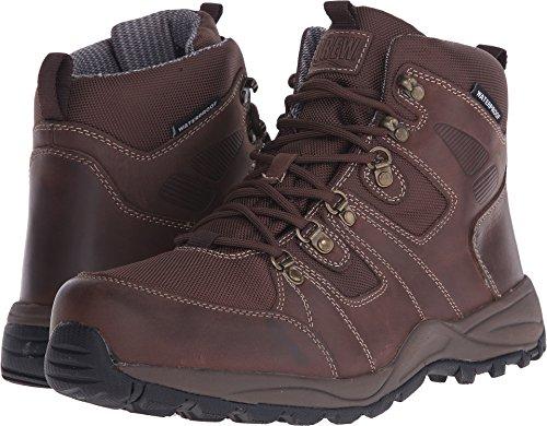 Drew Shoe Men's Trek WR Brown Hiking Boot 9 6E