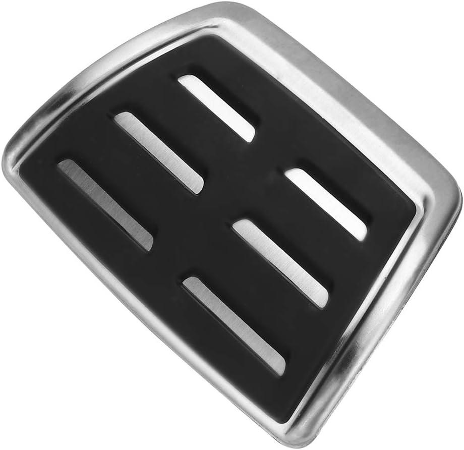Auto Pedal 2pcs Edelstahl Auto Automatische Pedal Abdeckungen Gepasst Für A1 A3 Tt Auto