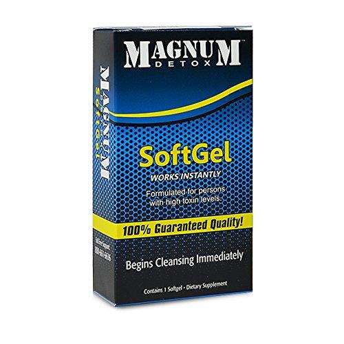 Magnum Detoxifying Soft Gel Pills