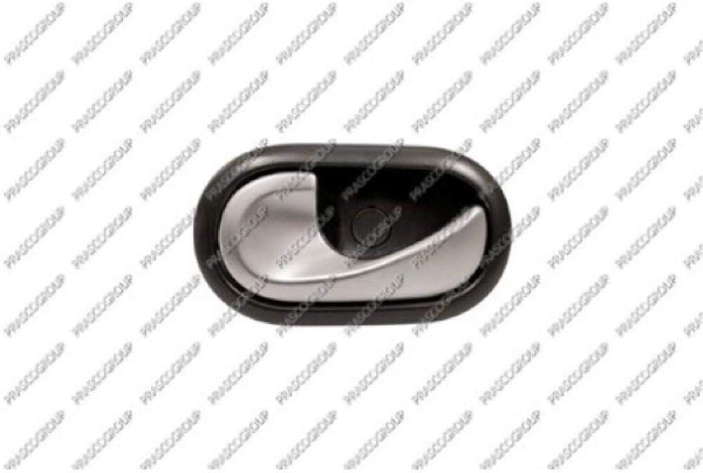 PRASCO DA2208618 Bedienelemente silber schwarz