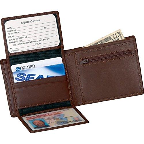 Royce Two Pocket Wallet - 1