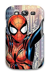 Awesome Design Spider-girl Hard Case Cover For Galaxy S3 by icecream design