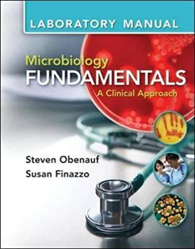 lab manual for microbiology fundamentals a clinical approach rh amazon com McGraw-Hill Math Book McGraw-Hill Books