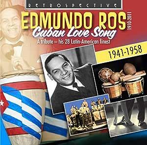 Edmundo Ros : Cuban Love Song - His 28 Latin-American