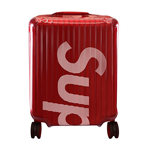 Luggage Cover Protector Clear PVC Suitcase Protective Case with Zipper for Topas or Supreme Rimowa from RainVillage