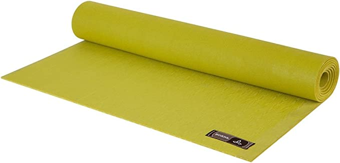 Amazon Com Prana Women S Indigena Natural Yoga Mat Spinach One Size Sports Outdoors