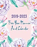 2019-2023 Five Year Planner And
