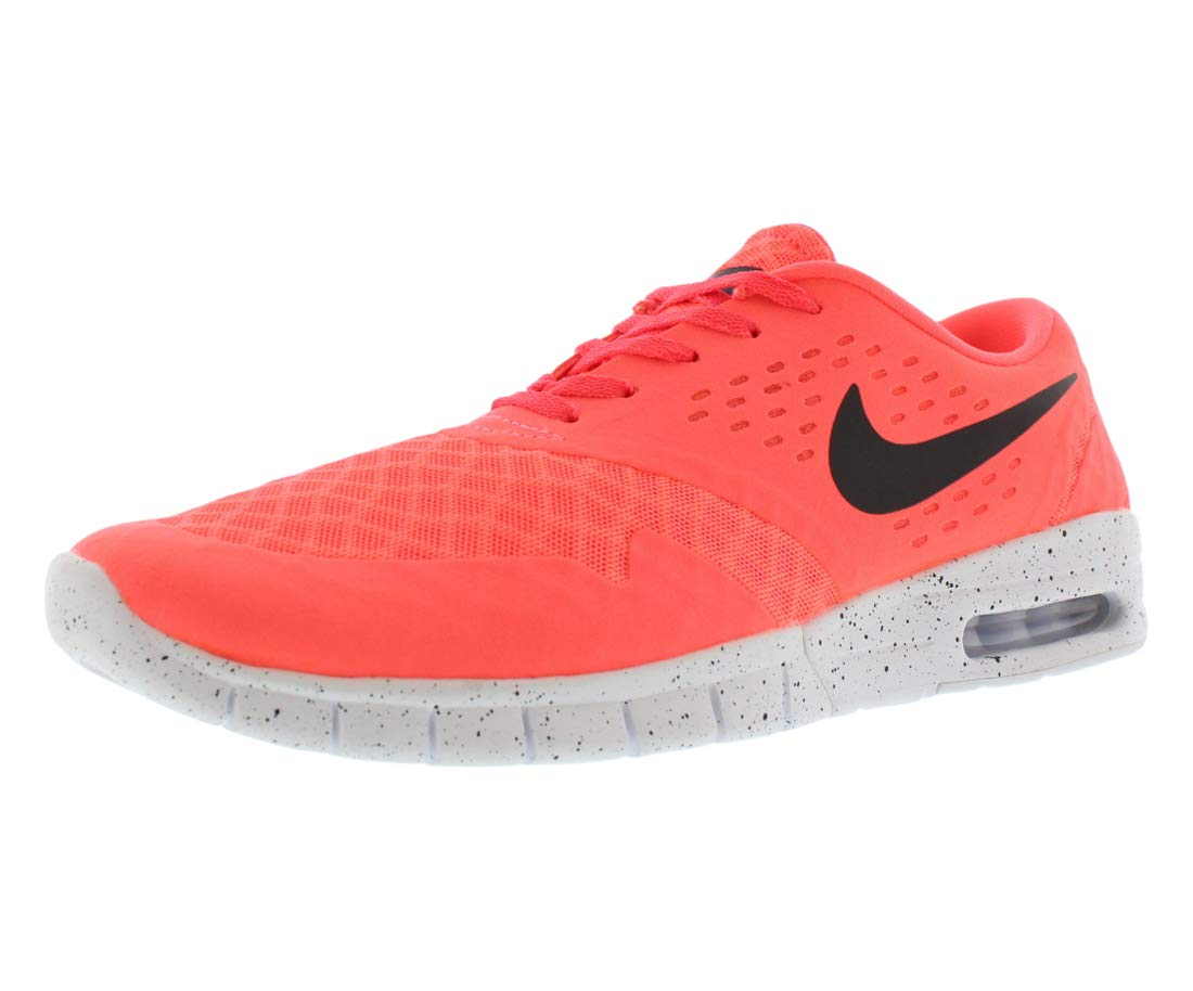 separation shoes 960c9 1b4ef Galleon - NIKE Mens Eric Koston 2 Max Hot Lava Black-White Synthetic Size  8.5