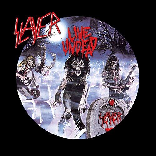 Vinilo : Slayer - Live Undead [Silver Vinyl] (LP Vinyl)