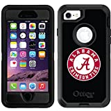 OtterBox OtterBox Defender for iPhone 7 with Alabama - Crimson Tide design