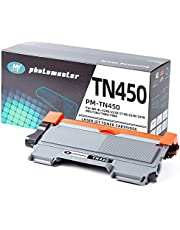 1 Pack PhotoMaster (TM) High Yield Compatible Toner Cartridge Replacement for Brother TN450 TN-450 TN420 Black (Toner 1 Pack)